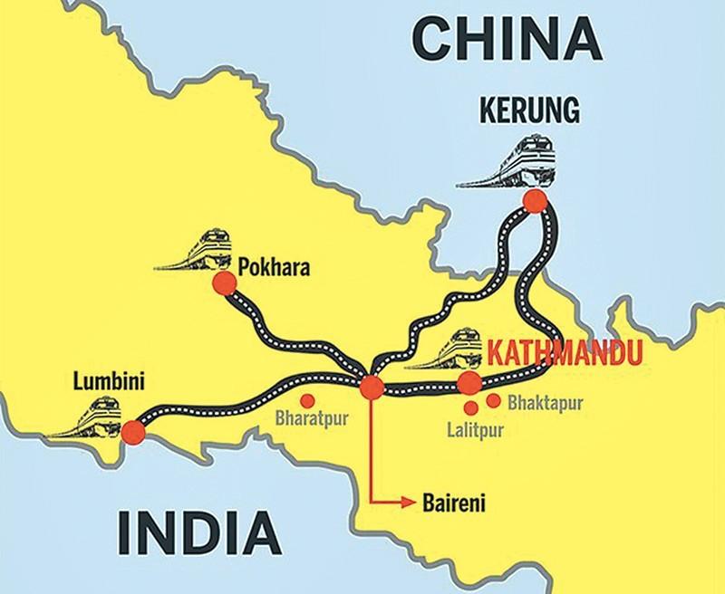 एक पाटो एक बाटो,नेपाल चीनको यथार्थ सम्बन्ध