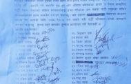 नेकपा रसुवामा विवाद