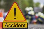 रुकुम पश्चिममा जीप दुर्घटना ४ जनाको मृत्यु