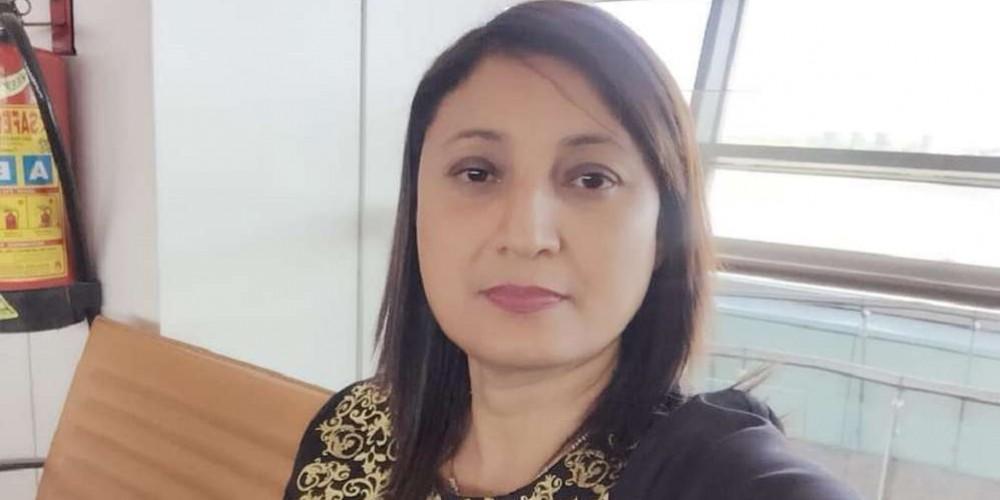 सहकर्मीबाट कार्यालयमै कुटिईन इमेज टेलिभिजनकी पत्रकार