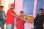 पुस्तकालय स्रोत केन्द्र नुवाकोटले गर्यो पिपिई लगायतका स्वास्थ्य सामाग्री सहयोग