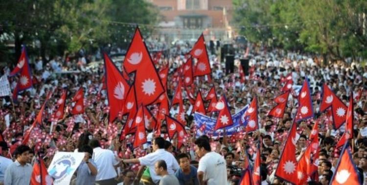 आज लोकतन्त्र दिवस मनाइदै