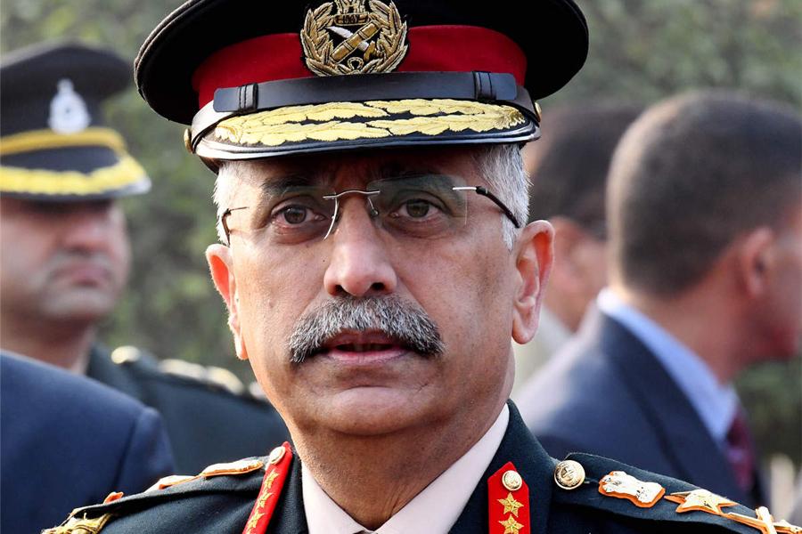 अन्य मुलुकको ईसारामा नेपालले लिपुलेक विवाद निकाल्योः भारतीय सेनाप्रमुख