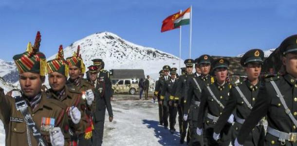 भारत चीन हिंसाः २० भारतीय मारिए चिनियाँ संख्या यकिन छैन