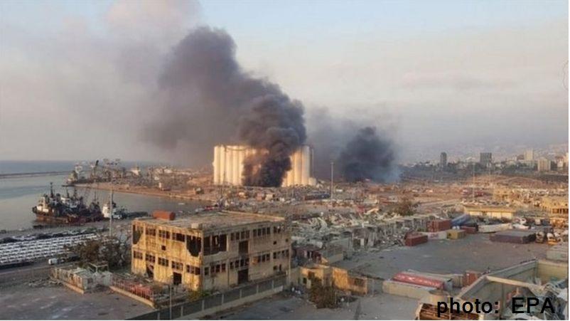 लेबनानमा भयानक बिष्फोटः कम्तिमा ७० जनाको ज्यान गयो, सयौं घाईते