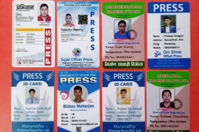 नक्कली प्रेस कार्डः ५ सयदेखि २ हजारमा बिक्री, तीनजना पक्राउ