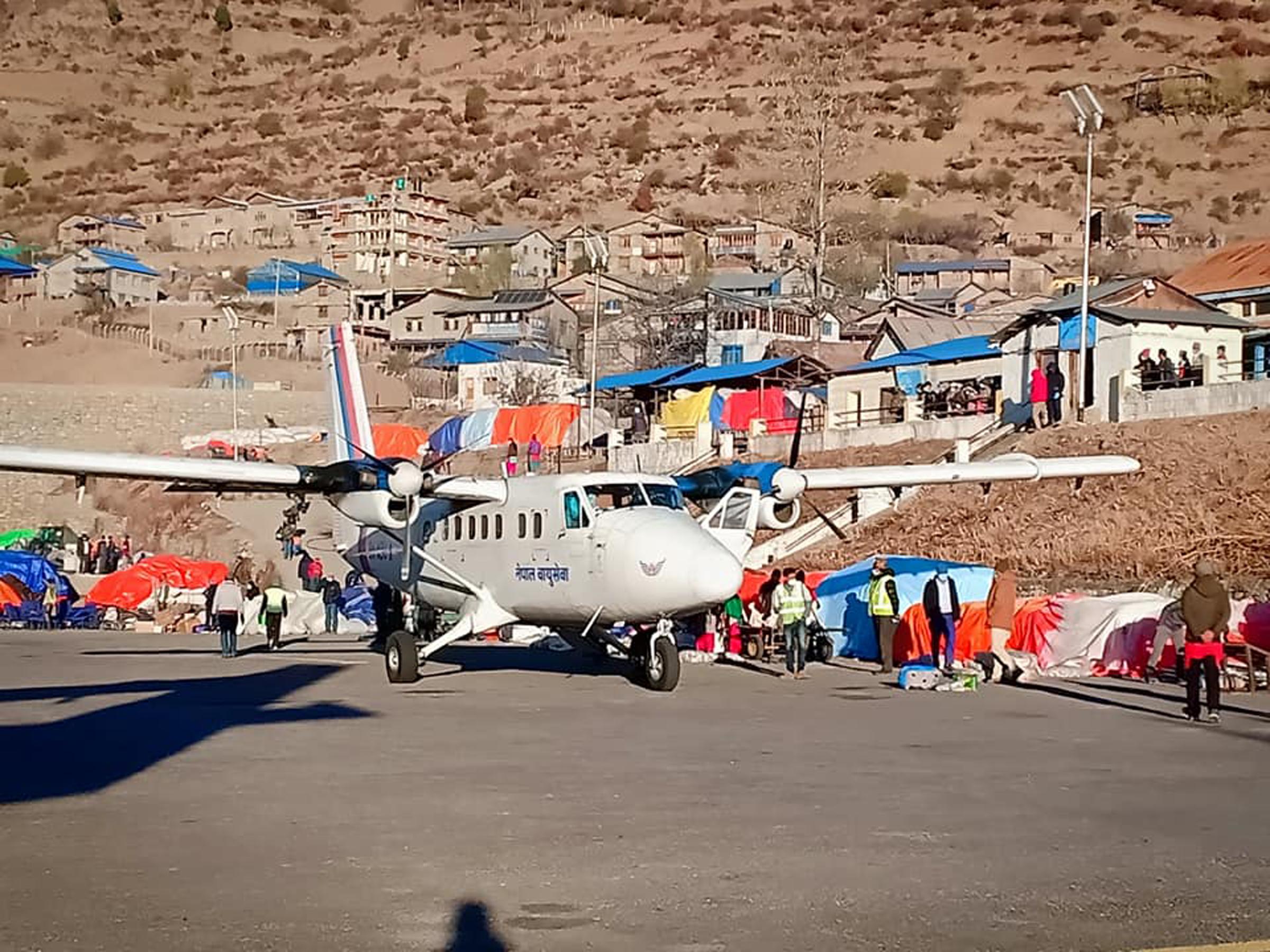 हुम्लादेखि नेपालञ्जसम्मको हवाई भाडादर घट्यो