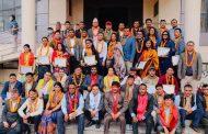 पत्रकार महासंघको निर्वाचित समितिको पहिलो बैठकका निर्णयहरु